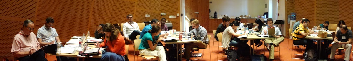 Leadership course at MIT, July 2014