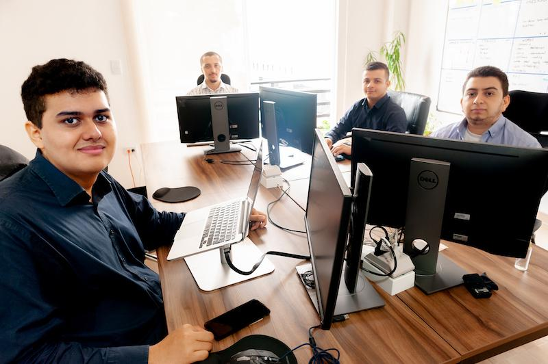 Javier Riveros: What is like to be a software development intern at Enciso Systems?